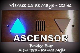 Ascensor en Brako Bar Ramos Mejia